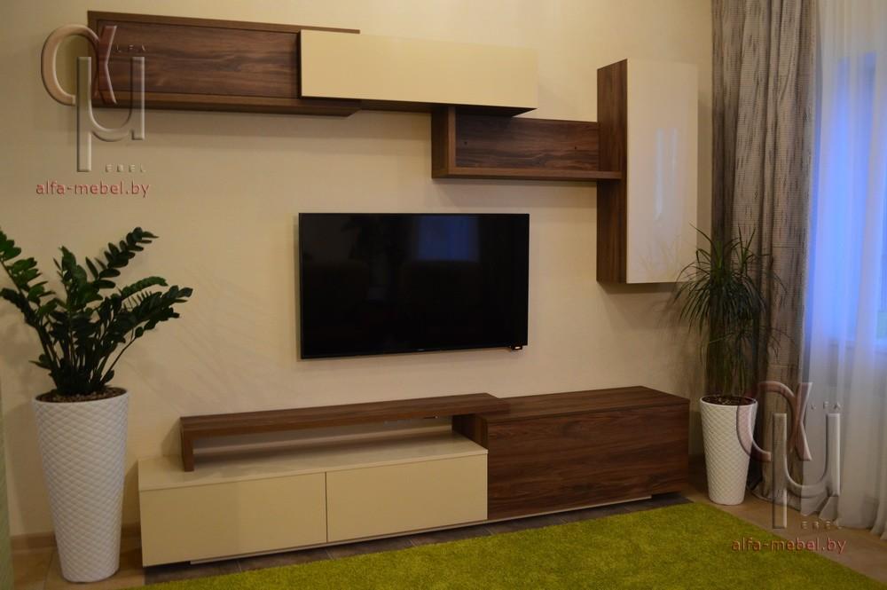 мебель для гостиной стильная и современная альфа мебель